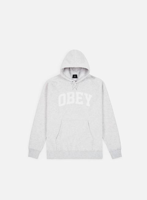 Felpe Logo Obey Collegiate Hoodie
