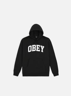 Obey - Collegiate Hoodie, Black