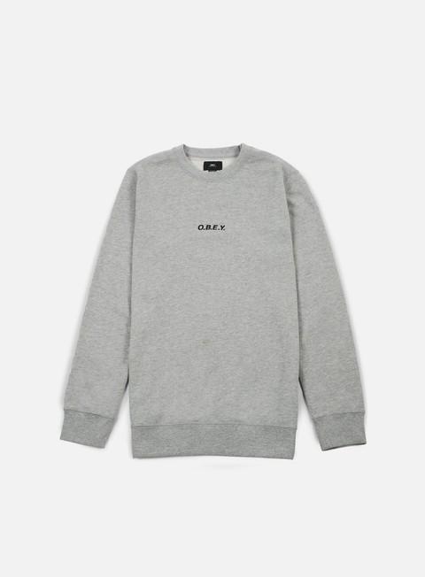 Sale Outlet Crewneck Sweatshirts Obey Corsaire Crewneck