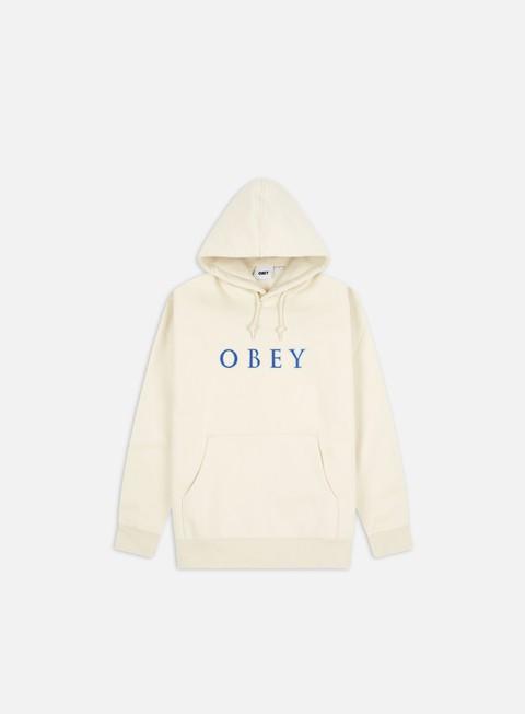 Hooded Sweatshirts Obey Curtis Hoodie