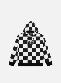 Obey - Gusto Hoodie, Checker
