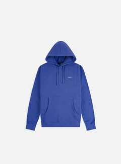 Obey - Ideals Sustainable Fleece Hoodie, Royal Blue