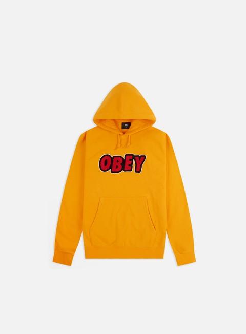 Obey Jumble Obey Hoodie