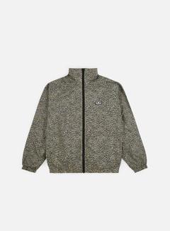 Obey - Lense Jacket, Khaki Leopard