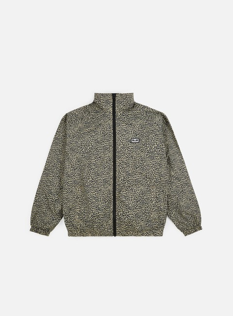 Outlet e Saldi Track Top Obey Lense Jacket