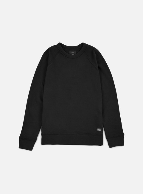 felpe obey lofty creature crewneck black