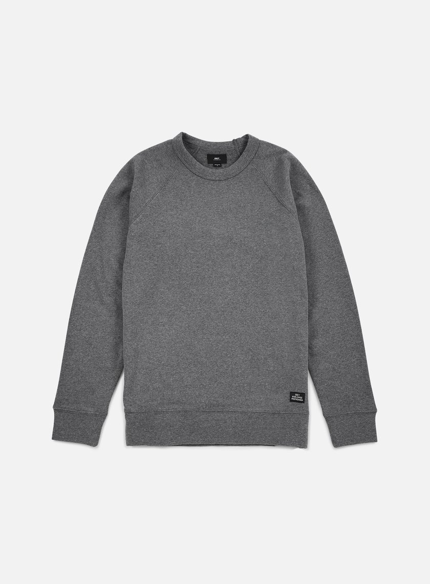 Obey - Lofty Creature Crewneck, Heather Grey