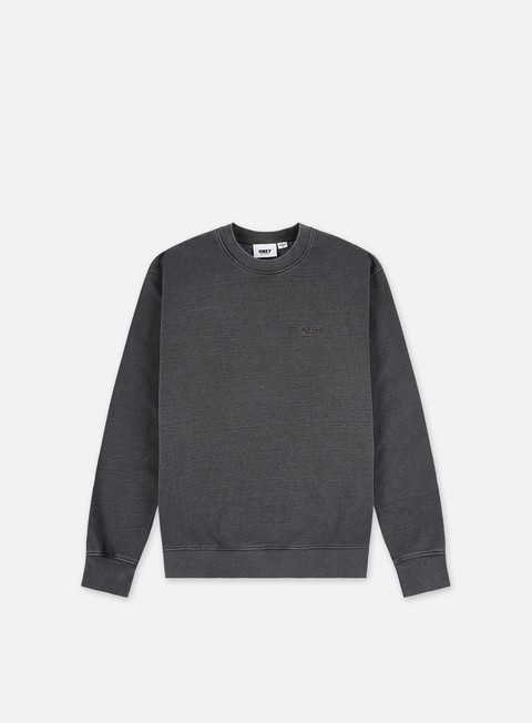 Obey Mini Bold Sustainable Specialty Fleece Crewneck