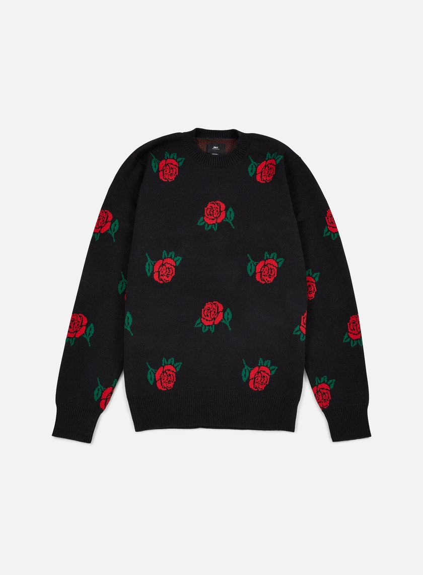Obey - Montrose Sweater, Black/Multi
