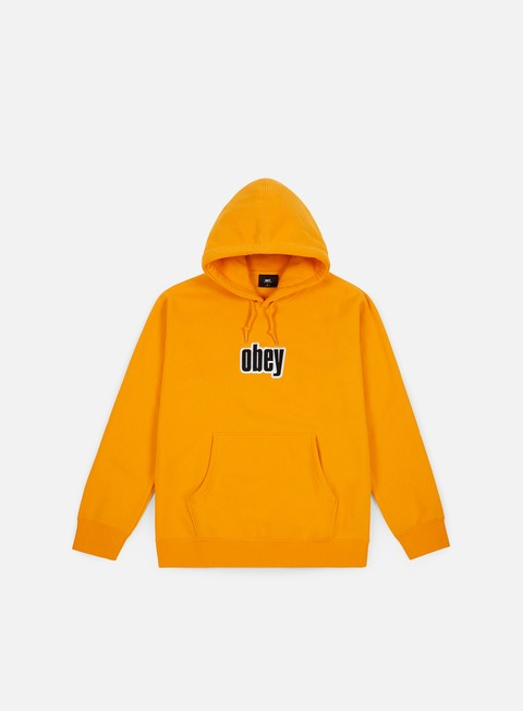 Sale Outlet Hooded Sweatshirts Obey Motion Hoodie