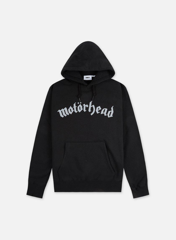 Obey Motorhead Warpig Premium Hoodie