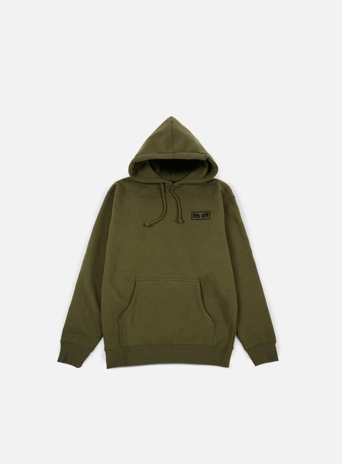 felpe obey no one graphic hoodie army