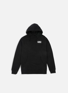 Obey - No One Graphic Hoodie, Black 1