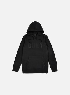 Obey - North Point Hoodie, Black 1