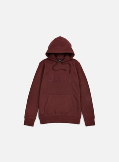 Obey - North Point Hoodie, Ox Blood 1