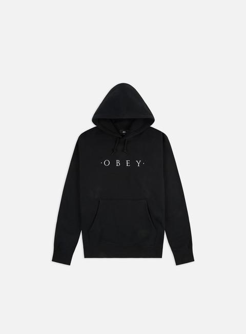 Hooded Sweatshirts Obey Nouvelle Hoodie