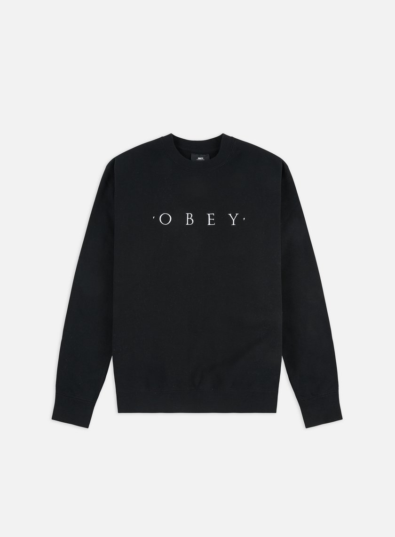 Obey Nouvelle II Crewneck