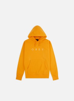 Obey - Nouvelle II Hoodie, Gold
