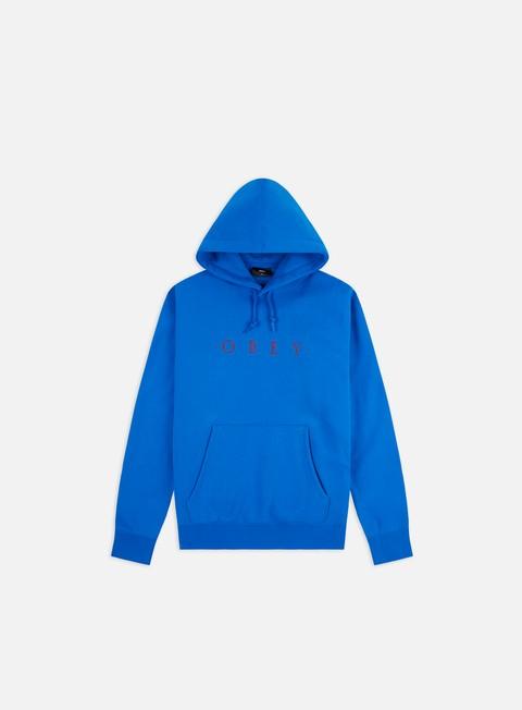 Hooded Sweatshirts Obey Nouvelle II Hoodie