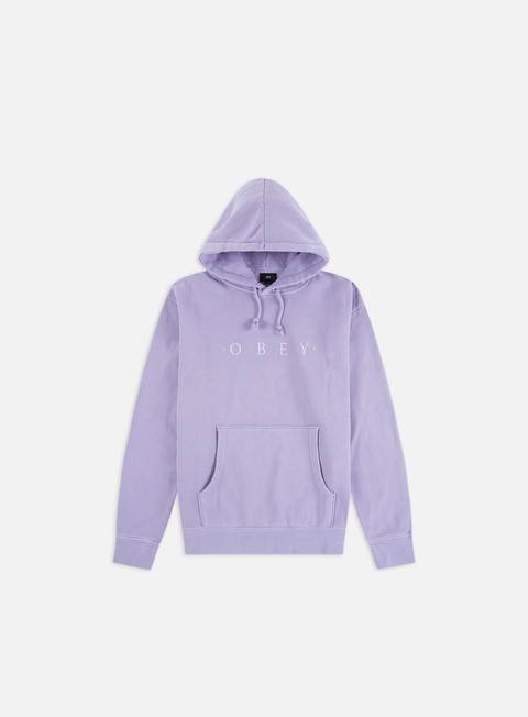 Obey Novel Pigment Hoodie