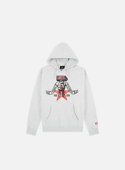 Felpe con Cappuccio Obey Obey 3 Decades Of Dissent Box Fit Premium Hoodie