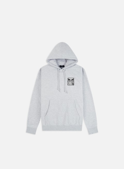 Obey Obey Eyes Icon 2 Box Fit Premium Hoodie