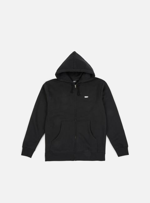 felpe obey obey jumble lo fi hoodie black