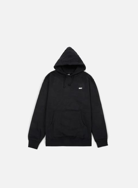 felpe obey obey lo fi hoodie black