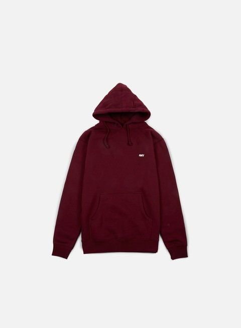 Hooded Sweatshirts Obey Obey Lo Fi Hoodie