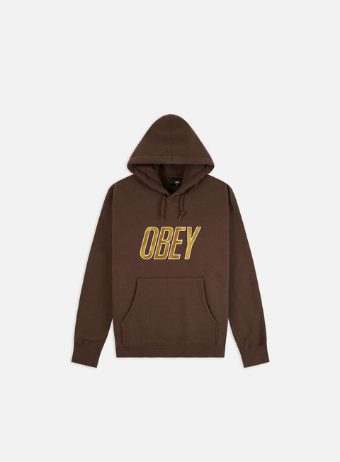 Obey Obey Panic Hoodie