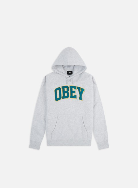Felpe con Cappuccio Obey Obey Sports Hoodie