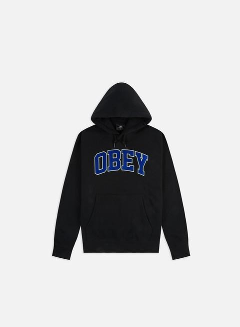 Felpe Logo Obey Obey Sports Hoodie