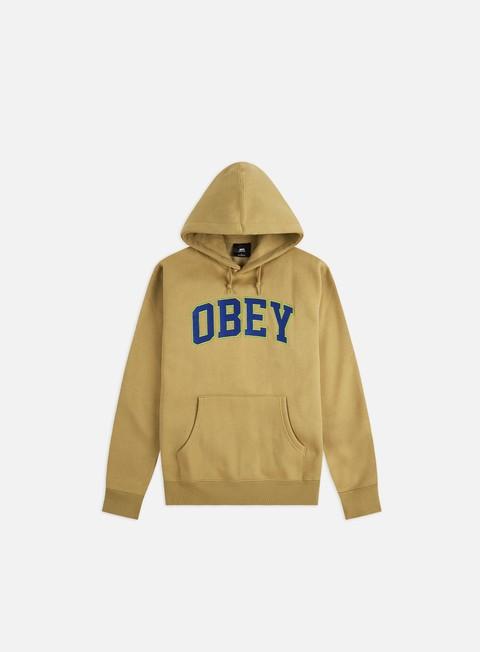 Outlet e Saldi Felpe con Cappuccio Obey Obey Sports II Hoodie