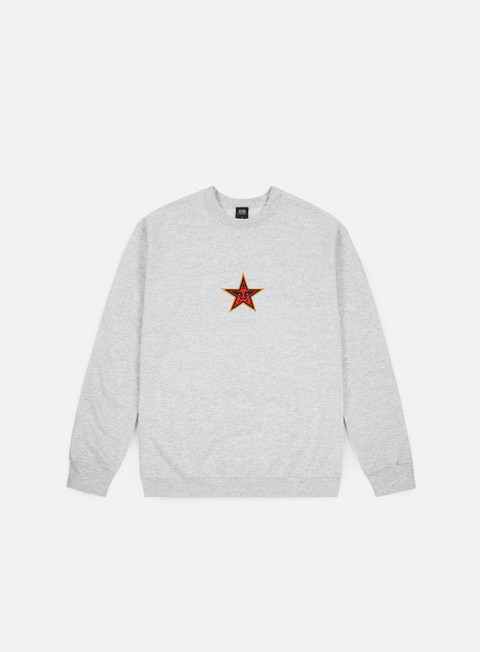 Obey Obey Star Face Basic Box Crewneck