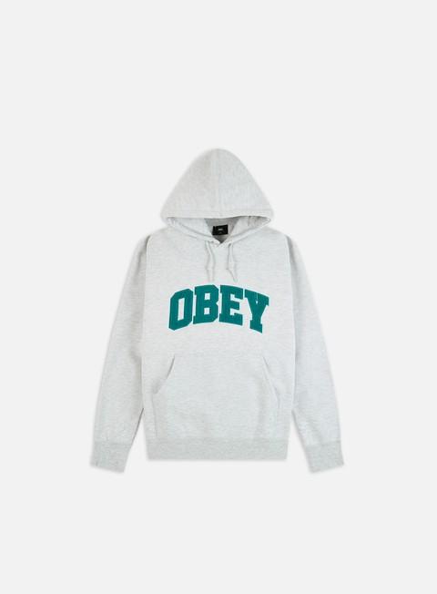 Outlet e Saldi Felpe con Cappuccio Obey Obey Uni Hoodie