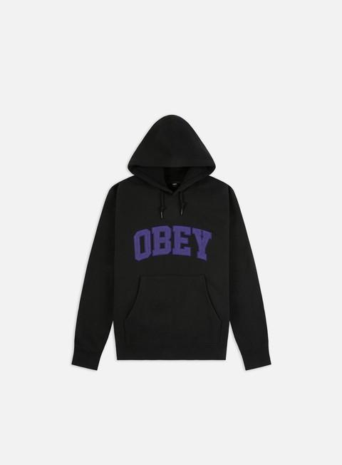 Hooded Sweatshirts Obey Obey Uni Hoodie