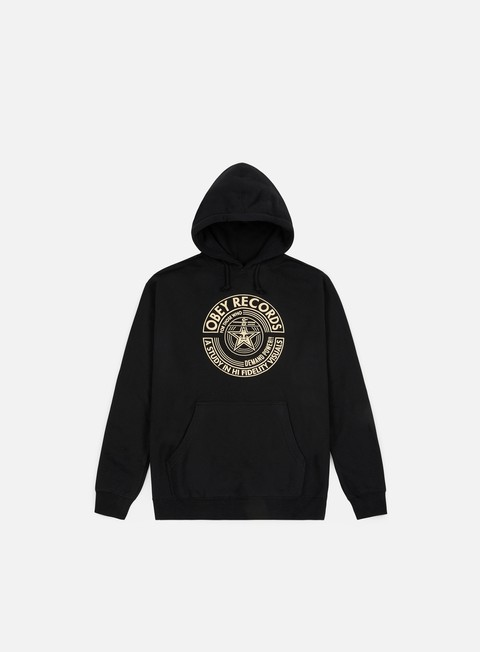 Obey Obey Visual Fidelity Hoodie