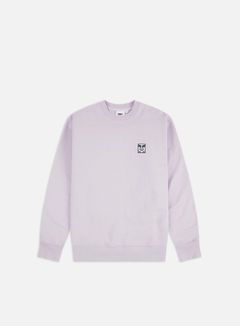 Obey Organic Icon Crewneck