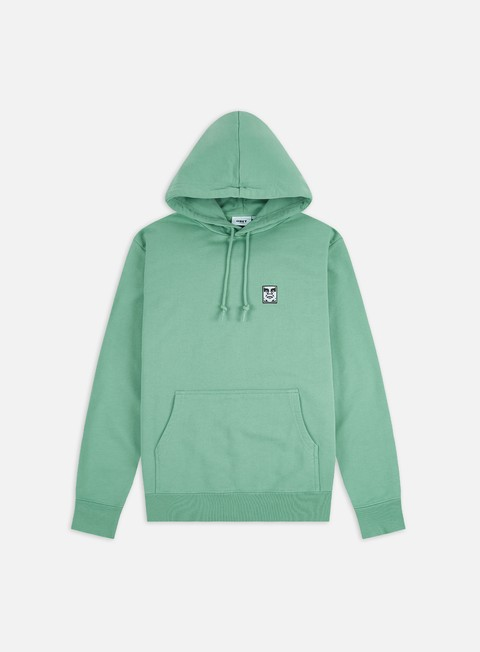 Obey Organic Icon Hoodie