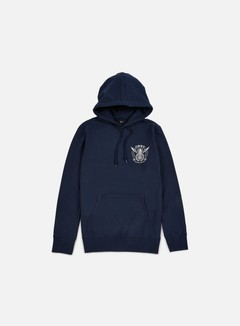 Obey - Peace And Justice Hoodie, Navy 1
