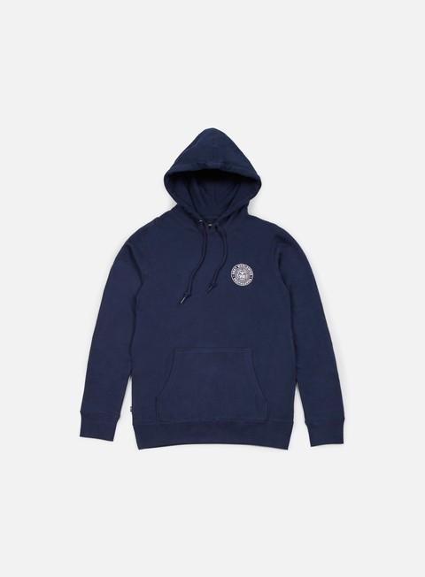 felpe obey propaganda seal hoodie navy