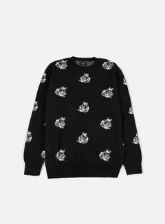 Obey - Shepard Rose Sweater, Black/Multi 1