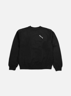 Obey - Spider Rose Crewneck, Black 1