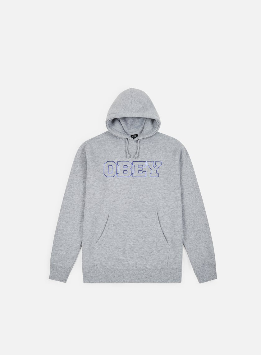 Obey Strong Minds Basic Hoodie