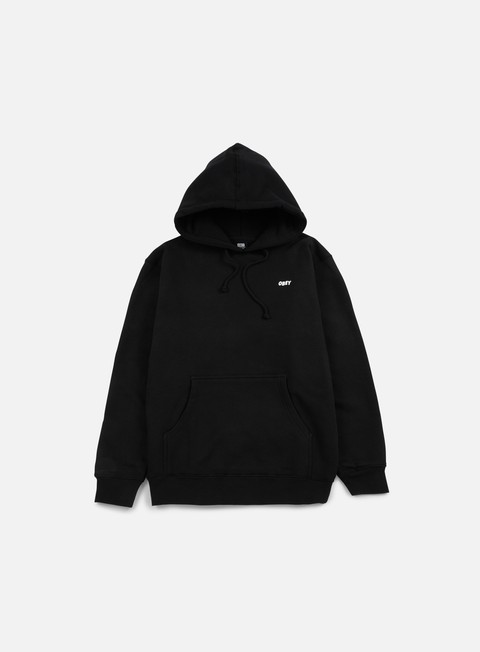 felpe obey the creeper hoodie black