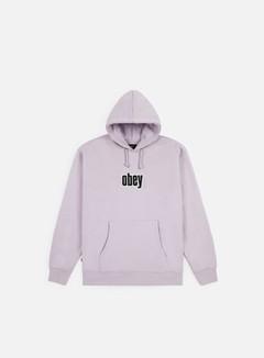 Obey - Warp Hoodie, Lilac
