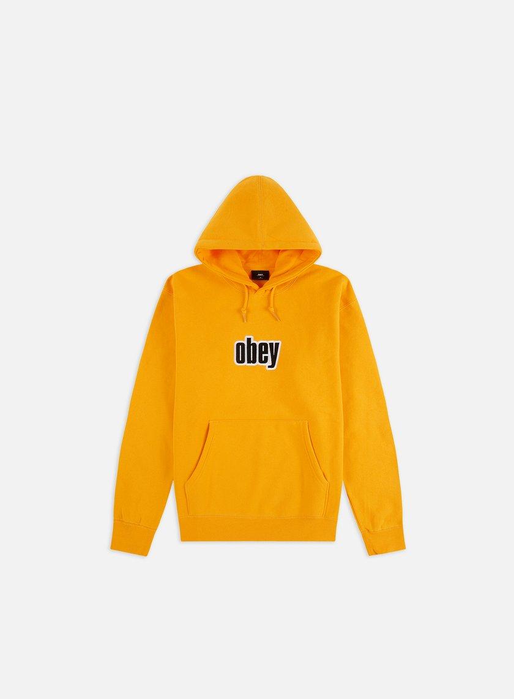 Obey Warp II Hoodie