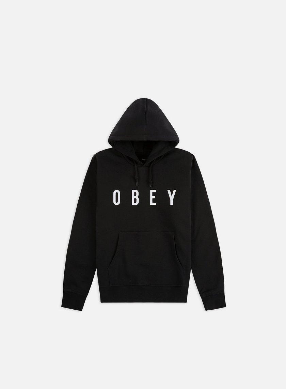 Obey Way Custom Fleece Hoodie