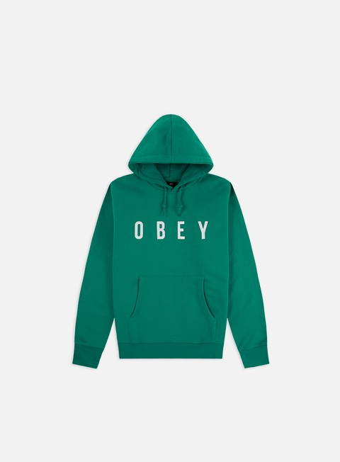 Obey Way Custom Fleece Hoodie