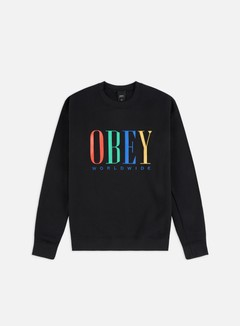 05d1cd98bf75 Obey Felpa Donna | Consegna in 1 giorno su Graffitishop